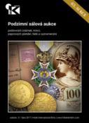 63. podzimní aukce poštovních známek, papírových platidel, mincí, řádů a vyznamenání